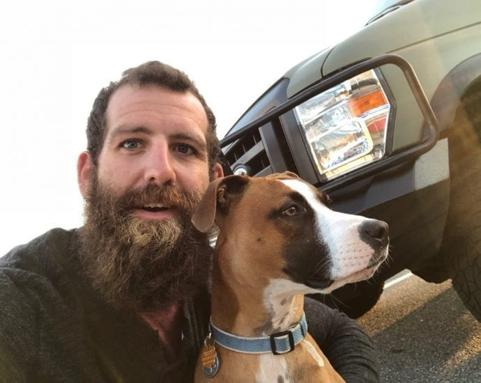 NFL Player Trades Football for Life 4 Dog Freedom