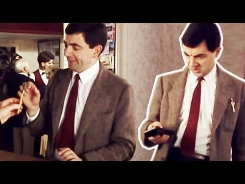 Checking In At The Hotel | Funny Clips | Mr Bean Official petworldglobal.com