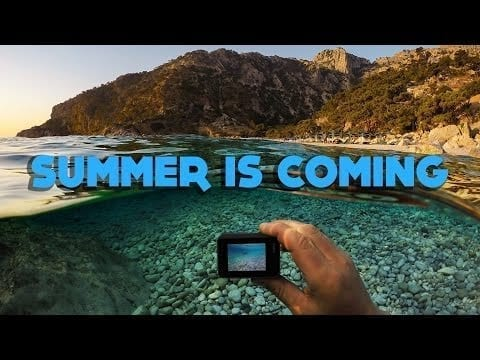 GoPro: Summer is Coming | Zapatou petworldglobal.com