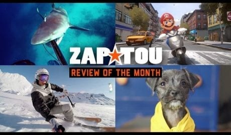 Review of the month #3 - January 2017 | Zapatou petworldglobal.com