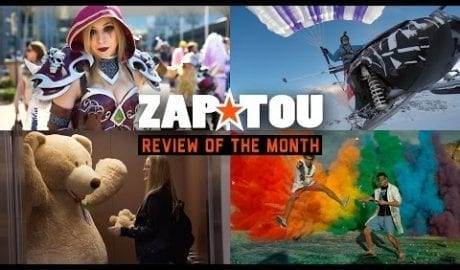 Review of the month #4 - February 2017 | Zapatou petworldglobal.com