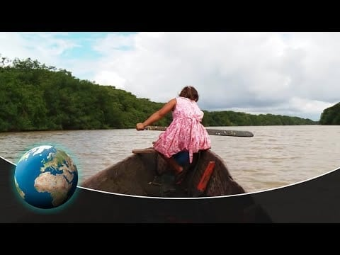 They risk their lives in Nicaragua - One of the world's most dangerous ways to school petworldglobal.com