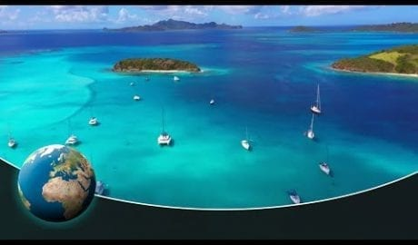 """The Grenadines - One of the most popular film sets of """"Pirates of the Caribbean"""" petworldglobal.com"""